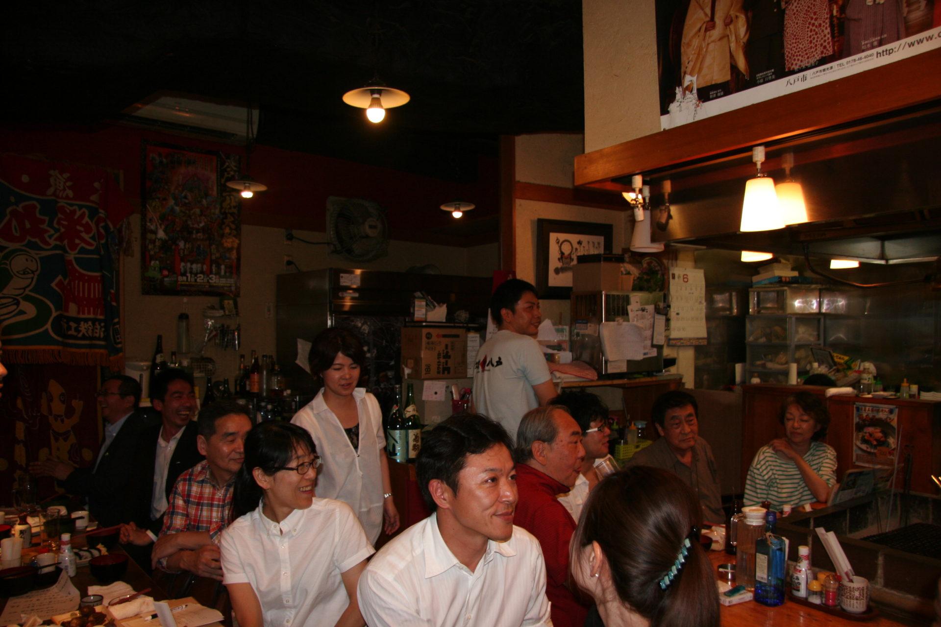 2015年6月AOsuki定例飲み会