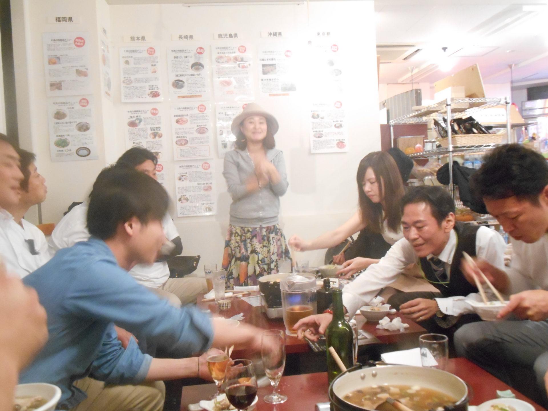 2015年10月19日AOsuki定例飲み会