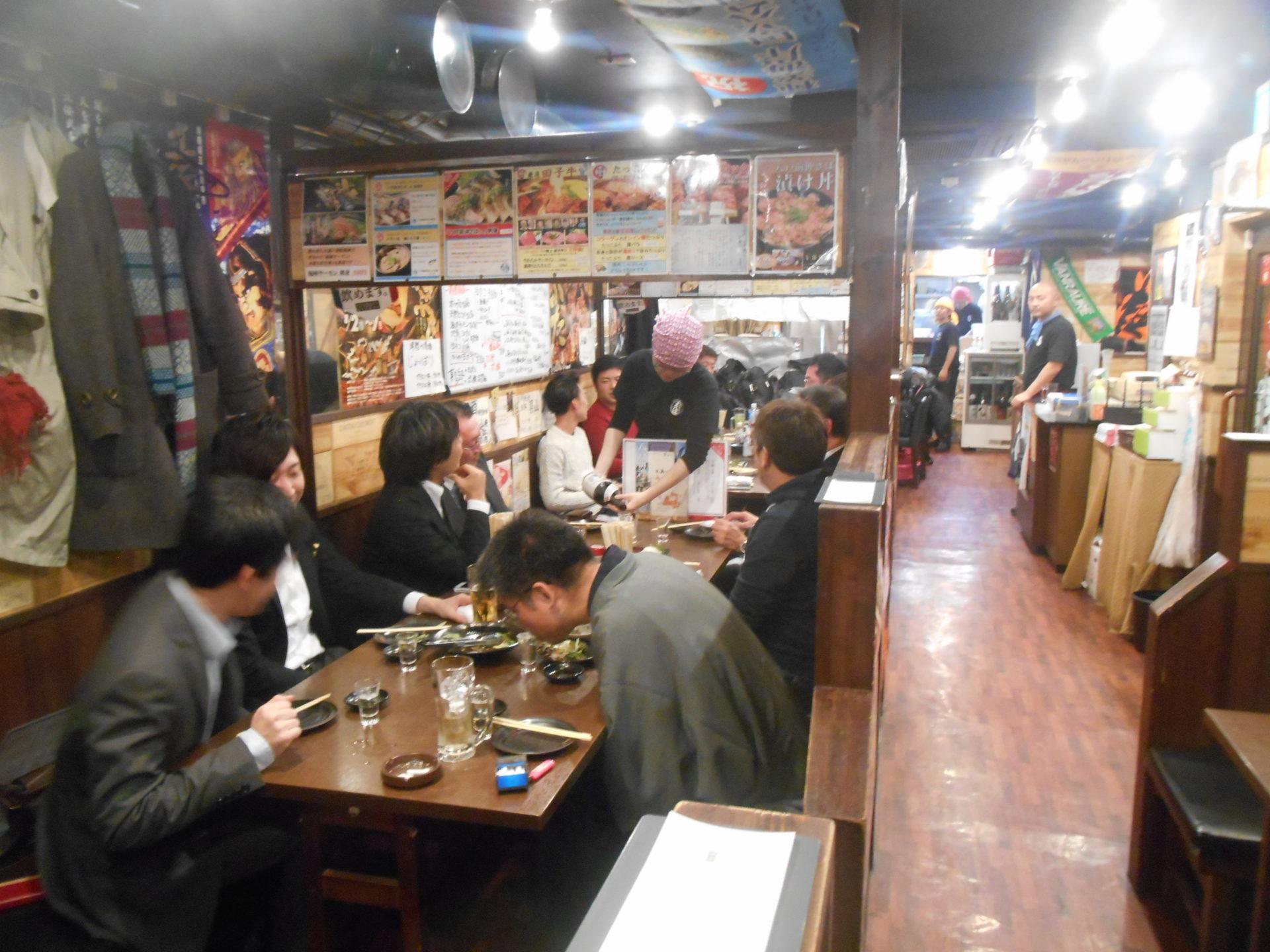 2015年12月21日(月) AOsuki忘年会開催しました。