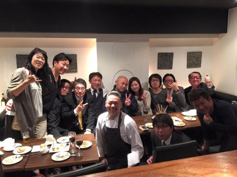 2016年2月15日(月)AOsuki定例飲み会開催しました。