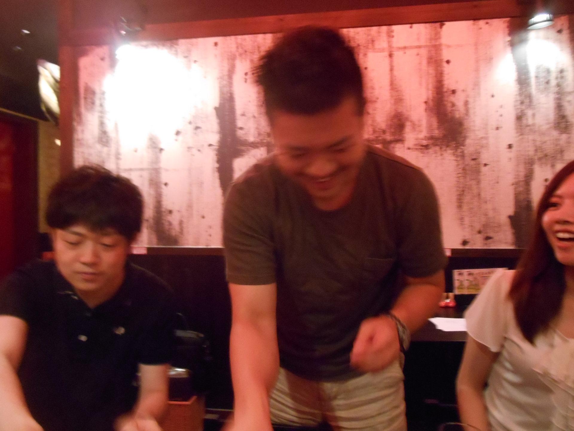 2015年7月AOsuki定例飲み会