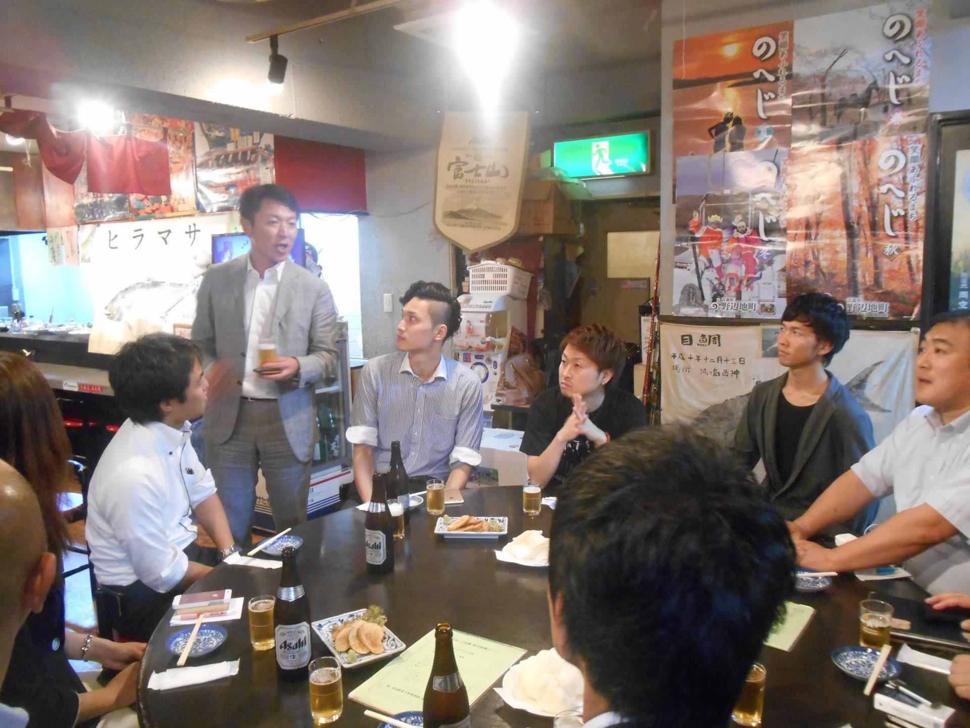 2015年9月AOsuki定例飲み会