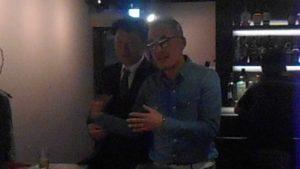 2015年11月16日AOsuki定例飲み会渋谷レベッカ