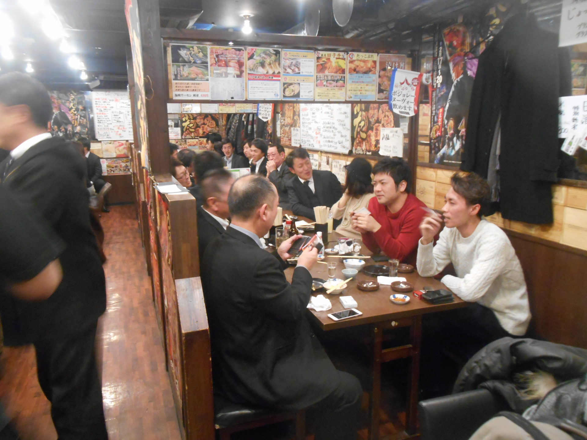 DSCN0611 1920x1440 - 2015年12月21日(月) AOsuki忘年会開催しました。