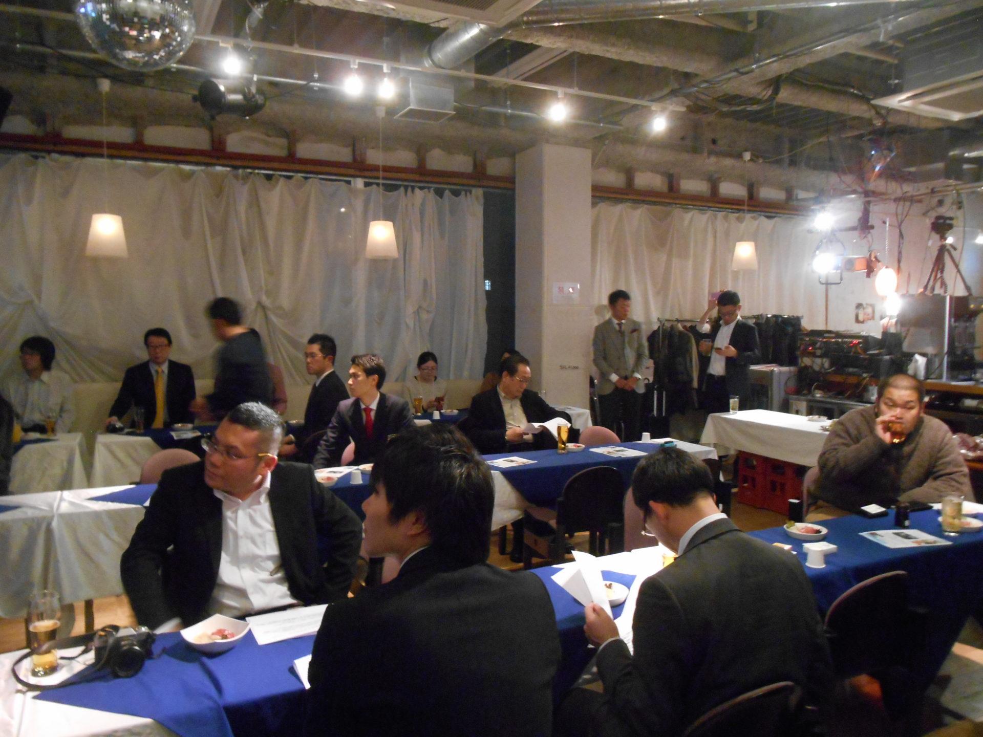 DSCN1054 1920x1440 - 2016年3月11日(金)AOsuki総会&パーティー開催しました。