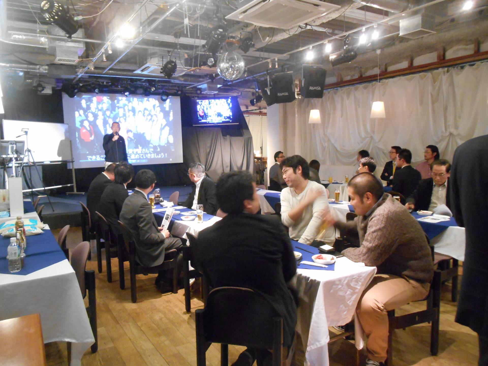 2016年3月11日AOsuki総会&パーティー