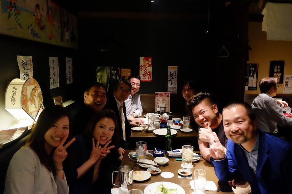 2016年4月15日(金)第1回:AOsukiメンバーから学ぼう会「青森の歴史編」開催しました。