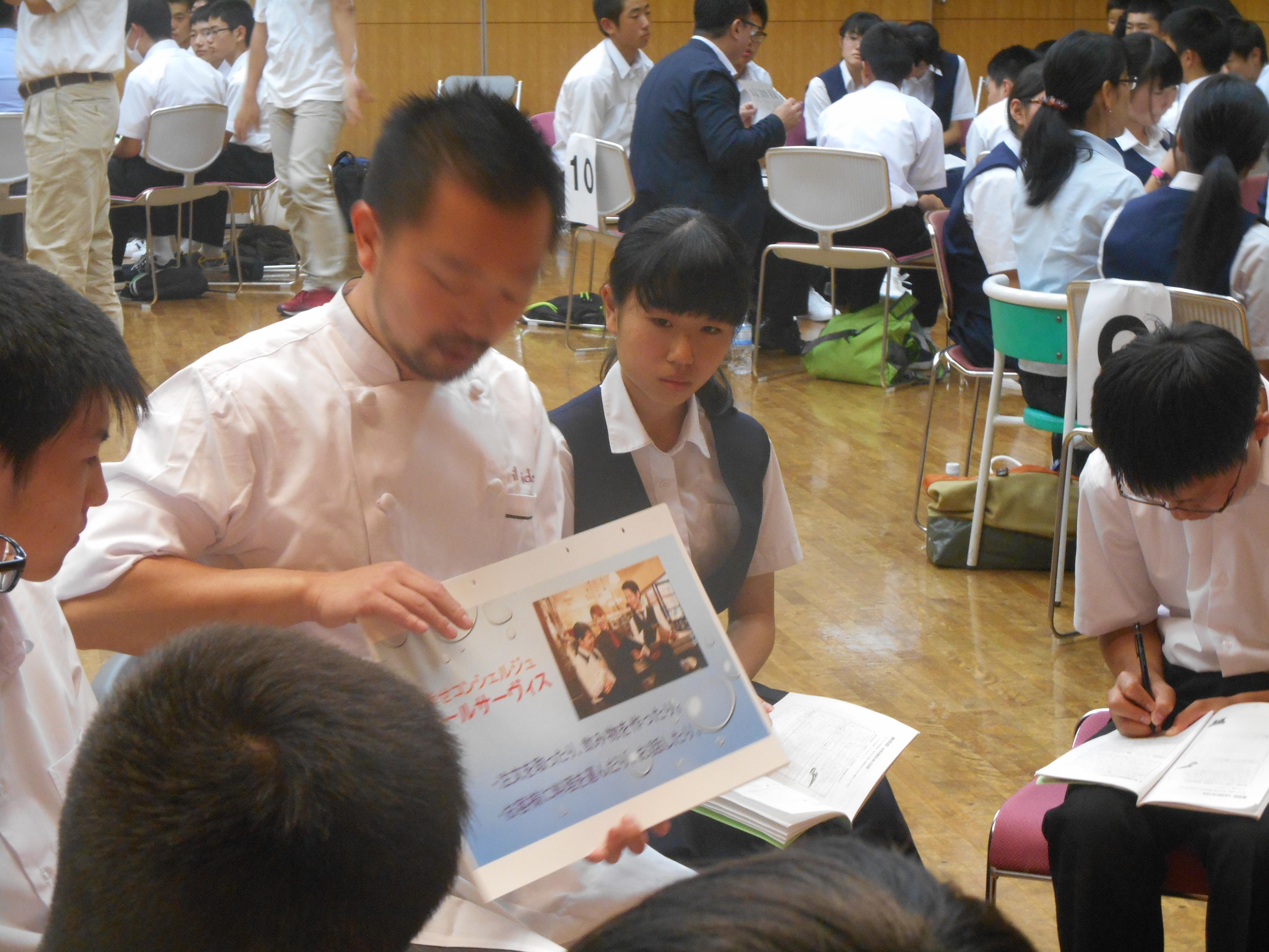 DSCN1801 - 2016年6月28日 青森市立甲田中学校アオスキフューチャーズゼミ開催