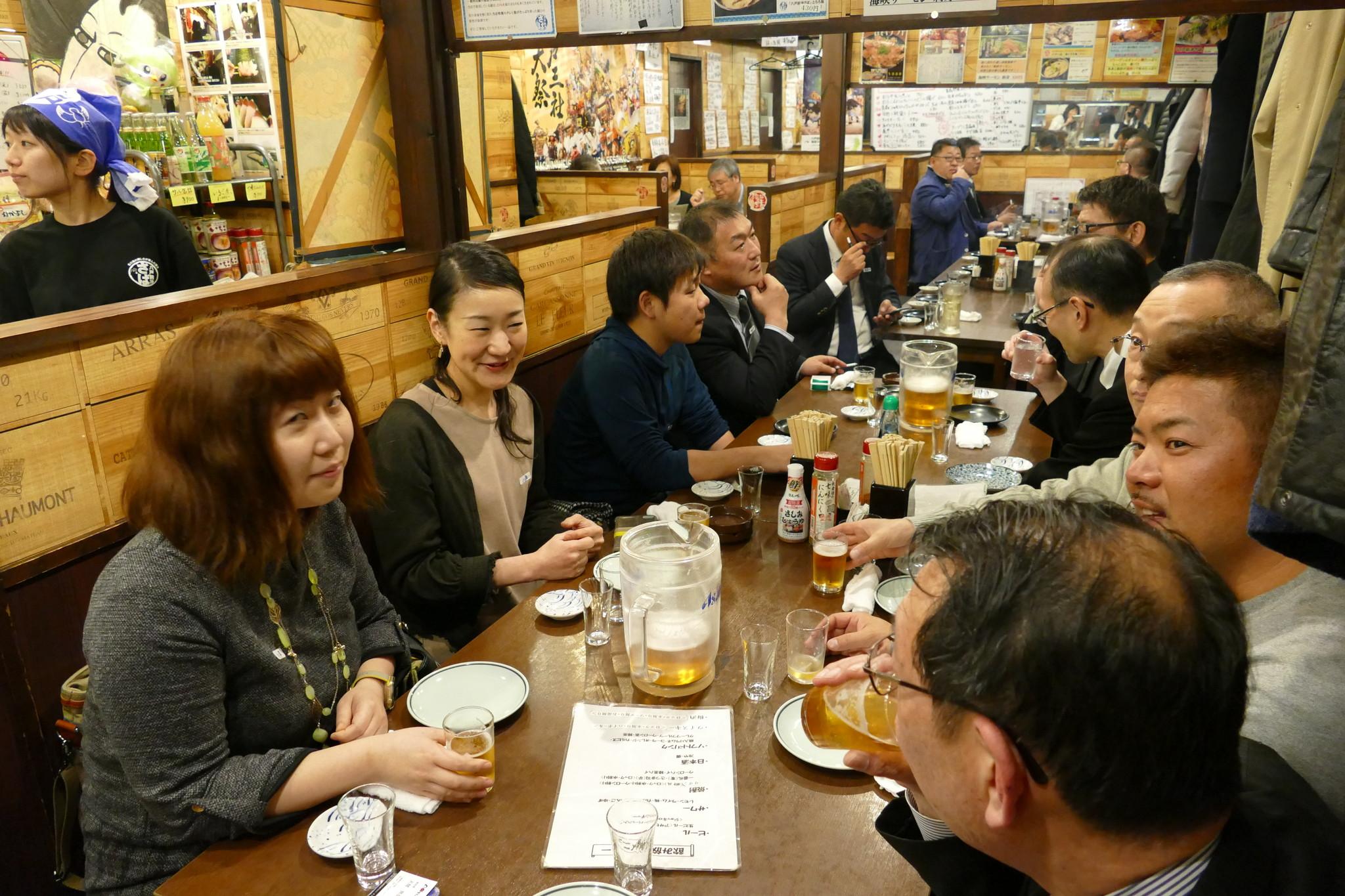 2017年3月21日AOsuki総会開催しました。