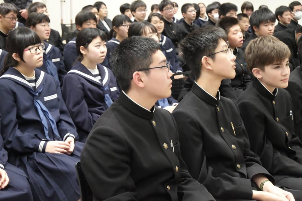 45549813 743216509363666 1340014493383524352 n - 2018年11月7日青森県東北中学校AFS(AOsukiフューチャーズゼミ)開催しました。