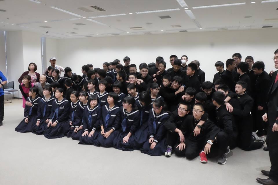45617362 743219119363405 2096444369778245632 n - 2018年11月7日青森県東北中学校AFS(AOsukiフューチャーズゼミ)開催しました。
