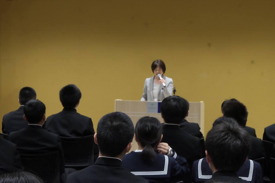 45620632 743216742696976 950611545484689408 n - 2018年11月7日青森県東北中学校AFS(AOsukiフューチャーズゼミ)開催しました。