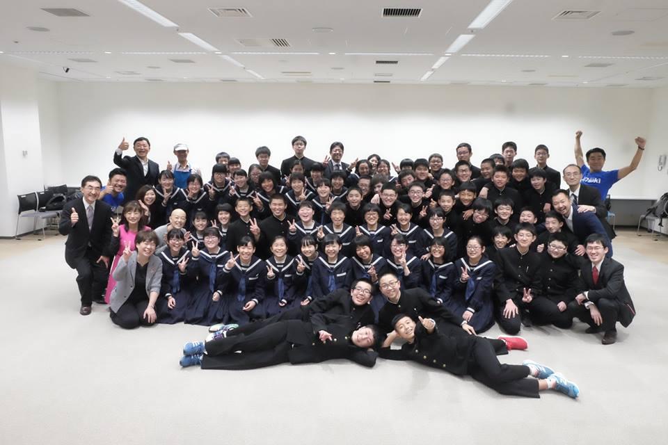 45624466 743219142696736 7096885663626166272 n - 2018年11月7日青森県東北中学校AFS(AOsukiフューチャーズゼミ)開催しました。