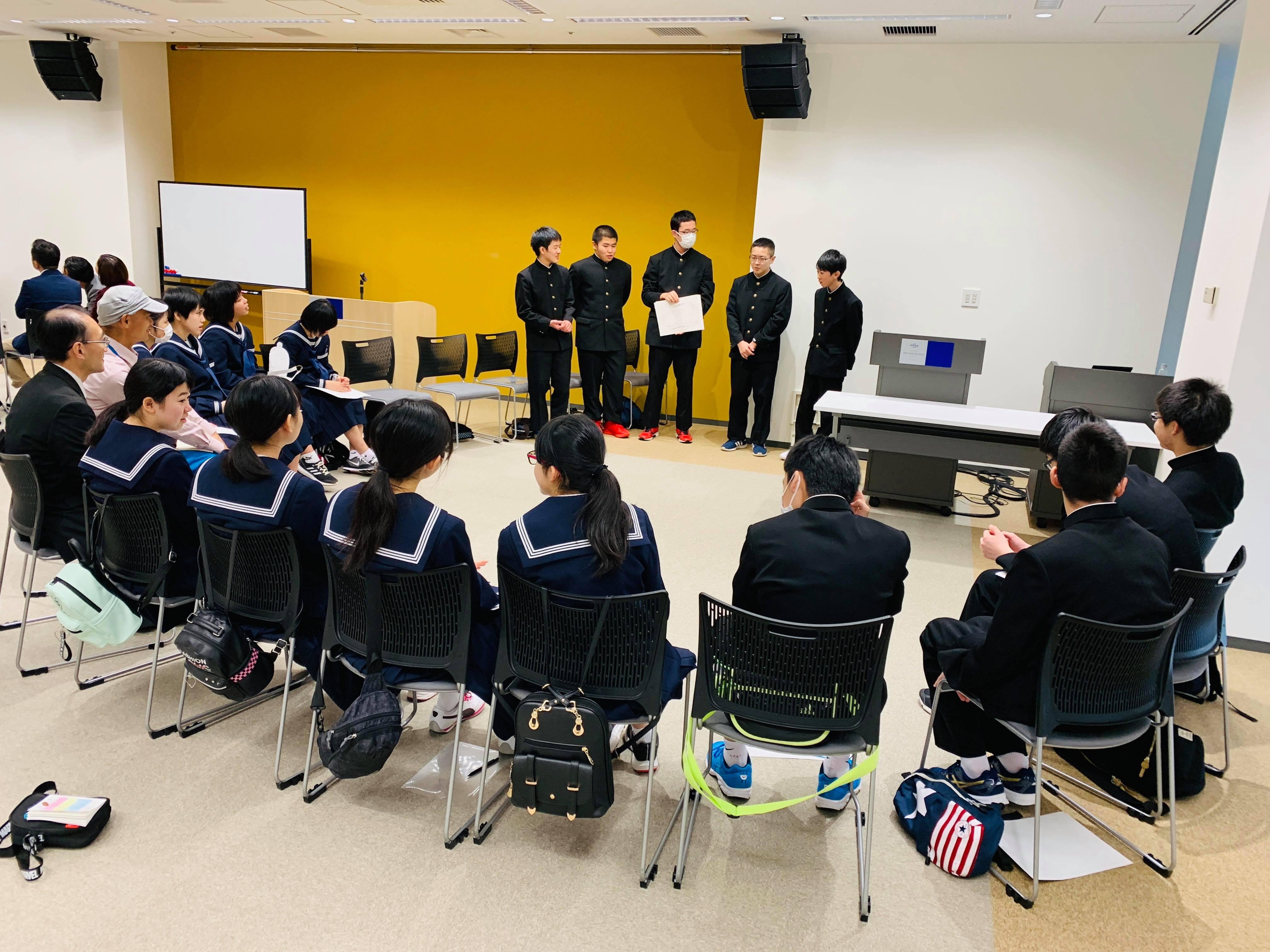 45721845 323939115068395 1734054726061785088 n - 2018年11月7日青森県東北中学校AFS(AOsukiフューチャーズゼミ)開催しました。