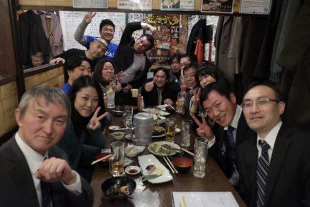 2月6日開催!2019年 AOsuki新年会